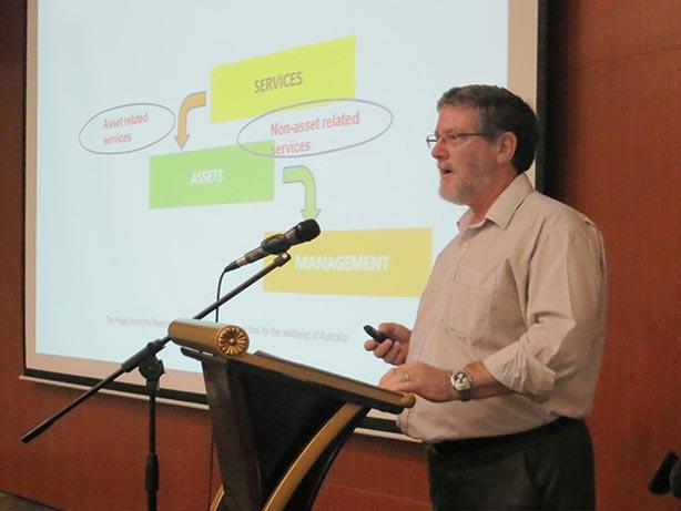 Teaching the principles of strategic asset management